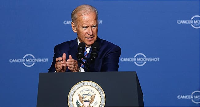 Biden, Fauci Agree: COVID Efforts Working, More Action Needed