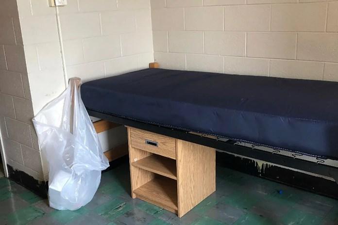 photo of college dorm