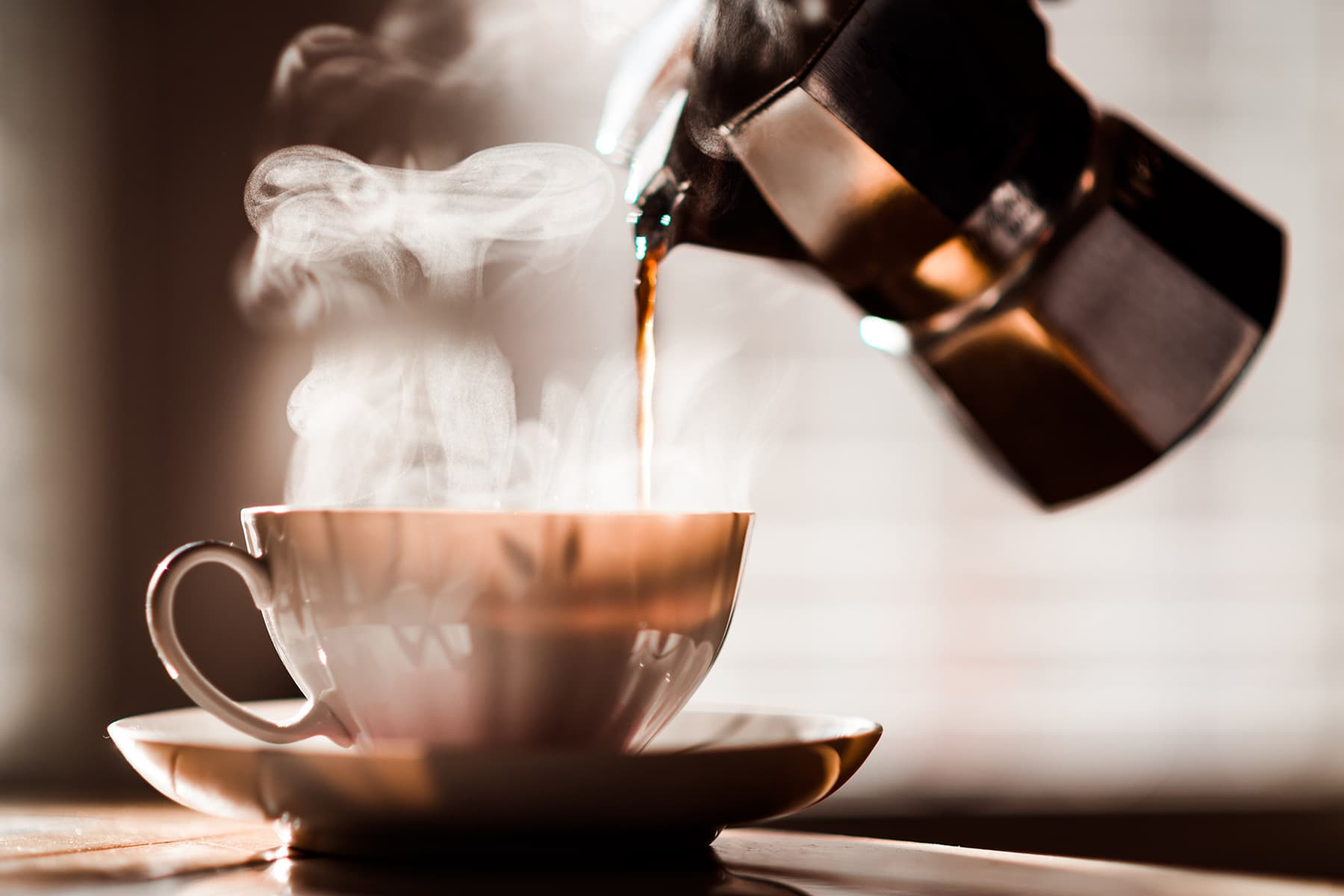 Daily Coffee Tied to Lower Risk for Heart Failure
