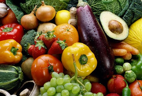 Colorful Foods That Help Fight Cancer