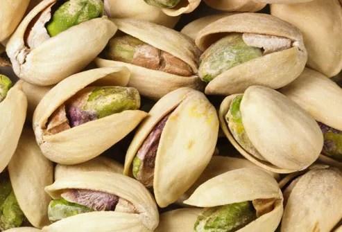 Shelled Pistachio Nuts