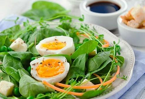egg in salad