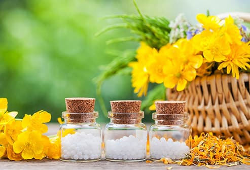 Arnica are potentially dangerous herbs that can bring on a coma.