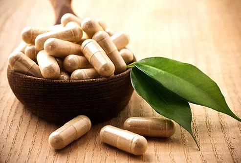 Goldenseal capsules
