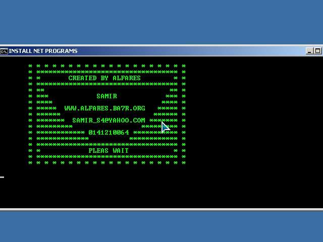 الويندوز الاسطوري alfares xp sp3
