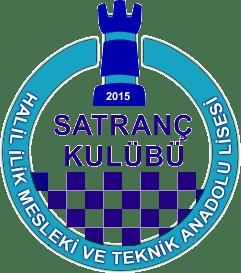 satranç kulübü, halil ilik, logo