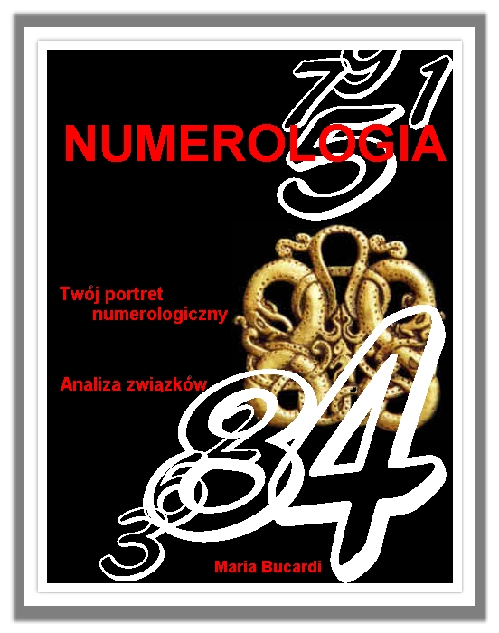 Maria Bucardi - Numerologia