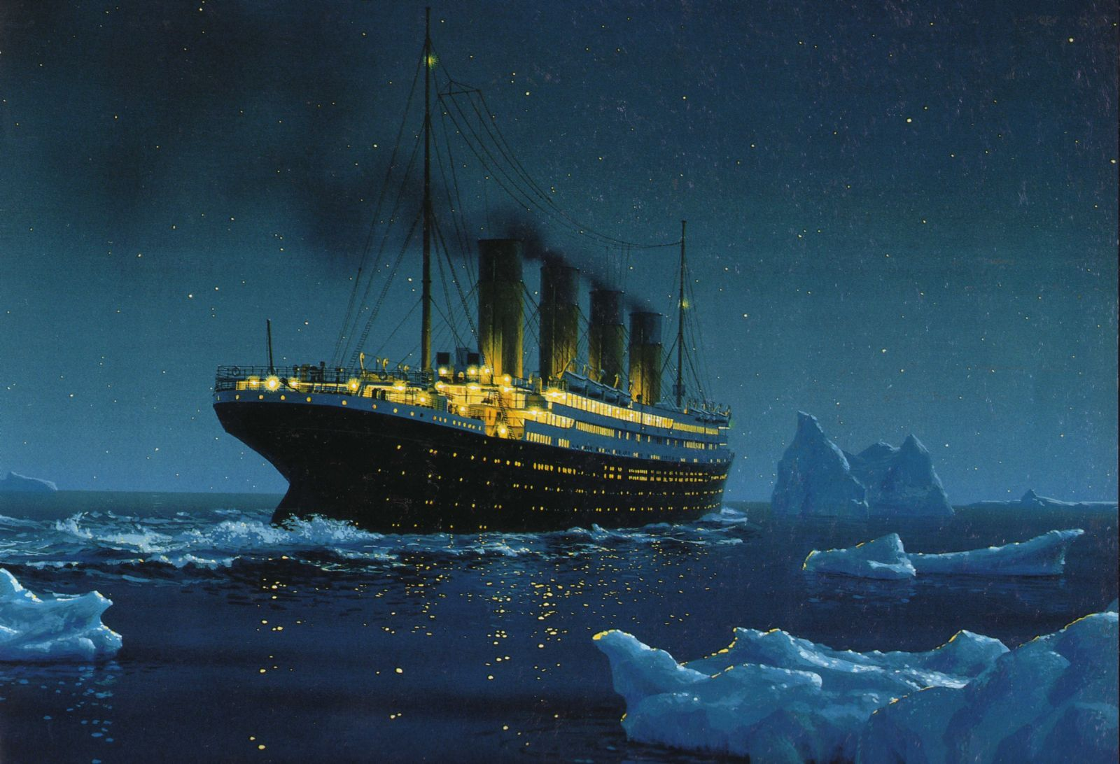 Titanic Sinking For Kids Titanic Seite 3 Sinking Ship