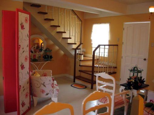 CAMELLA HOMES CARMELA MODEL HOUSE