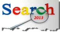 Самые популярные ключевые слова Google, 2013 г.