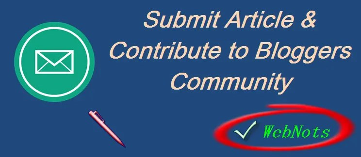 Submit Blog Post