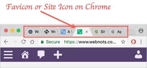 How to Enable Favicon in Safari macOS and iOS? » WebNots