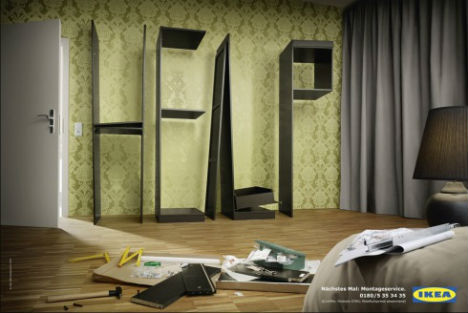ikea germany, ikea ads