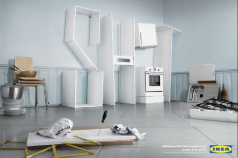 ikea, ikea germany, ikea ads