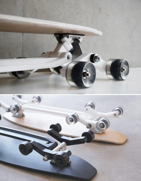 Stair Rover Skateboard 4