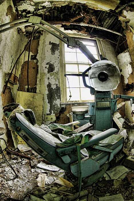 Forest Haven children's psychiatric hospital dentist