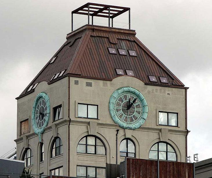 Converted Clocktower Penthouse 2