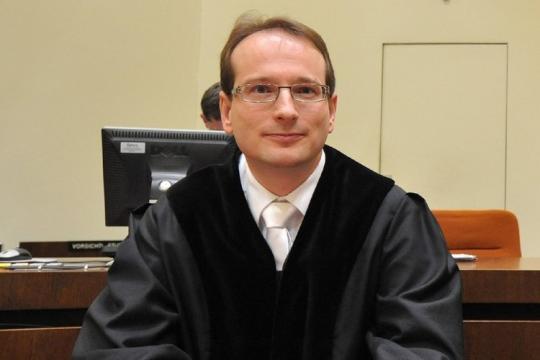 Staatsanwalt Hans-Joachim Lutz