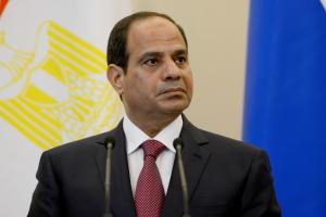 Ägyptens Präsident Abdel Fattah al-Sisi hat großes Interesse an deutschen Panzern – und verweist dabei auch auf die Sicherheit Israels