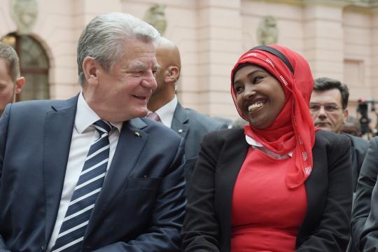 Gauck+Partnerin
