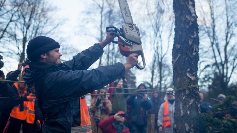 Blankenese Chainsaw Massacre