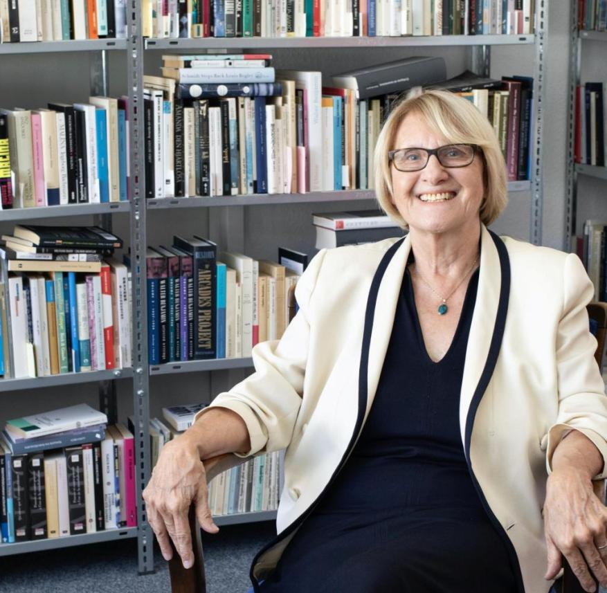 Cairo, Beijing, London: Petra Hardt placed Suhrkamp authors all over the world