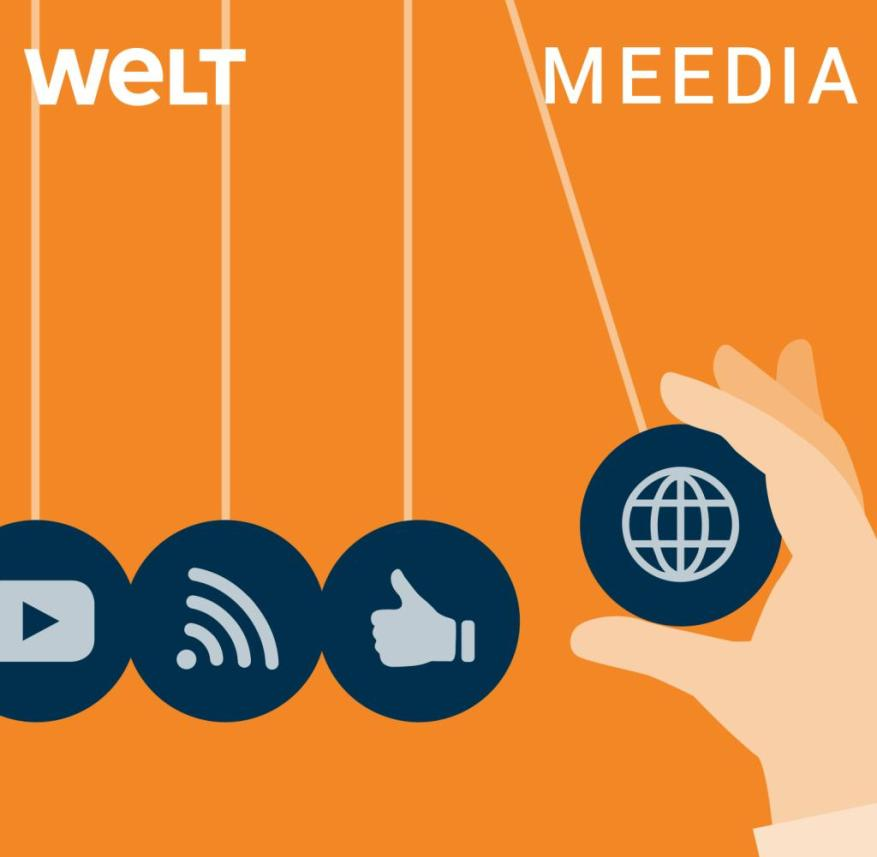 """""""Die Medien-Woche"""" is a podcast about the world of media and its makers"""