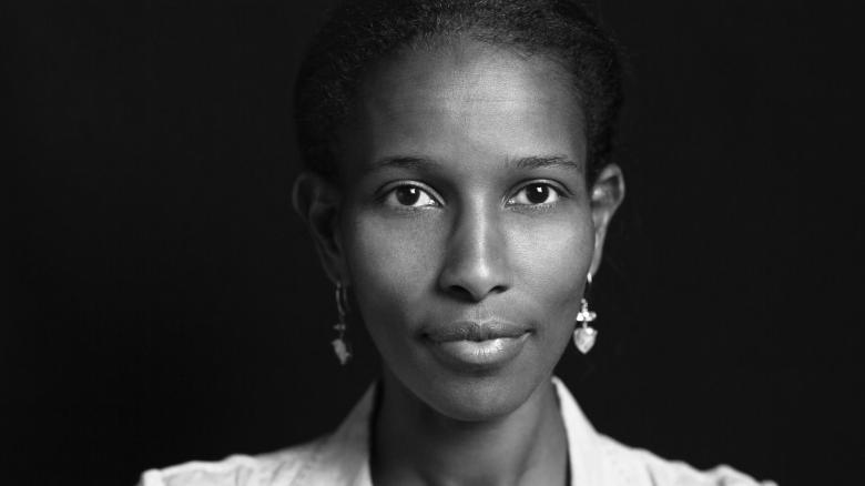 <br /><br /> Eine der prominentesten Kritikerinnen des Islam: 1969 in Somalia geboren, lebt Ayaan Hirsi Ali nach Stationen in Saudi-Arabien, Äthiopien Kenia und den Niederlanden heute in den USA<br /><br />