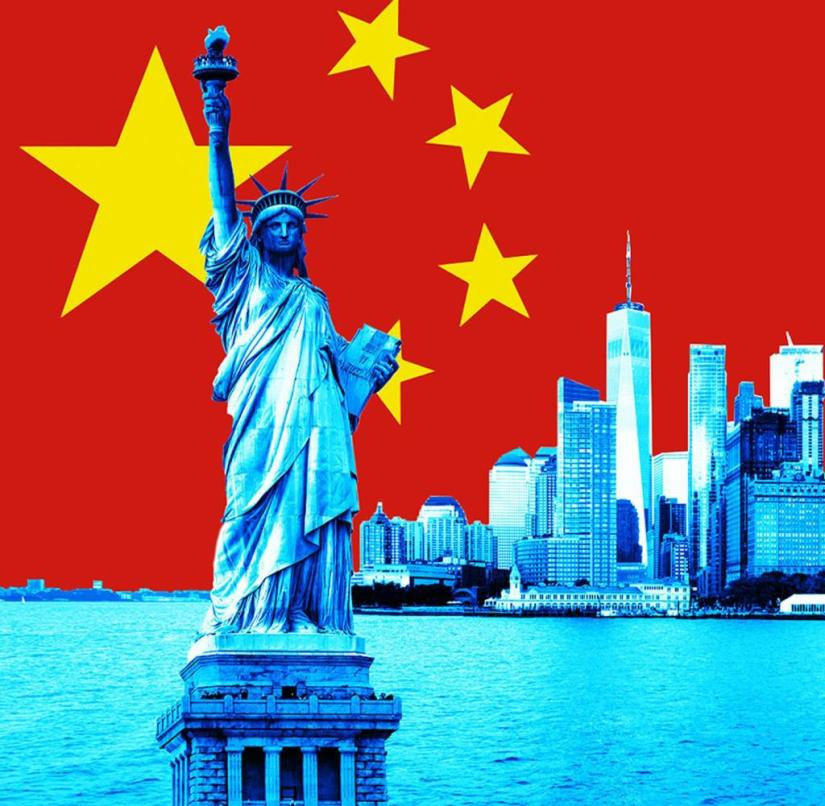 China will be economically successful in the next few years - the end of the Pax Americana?