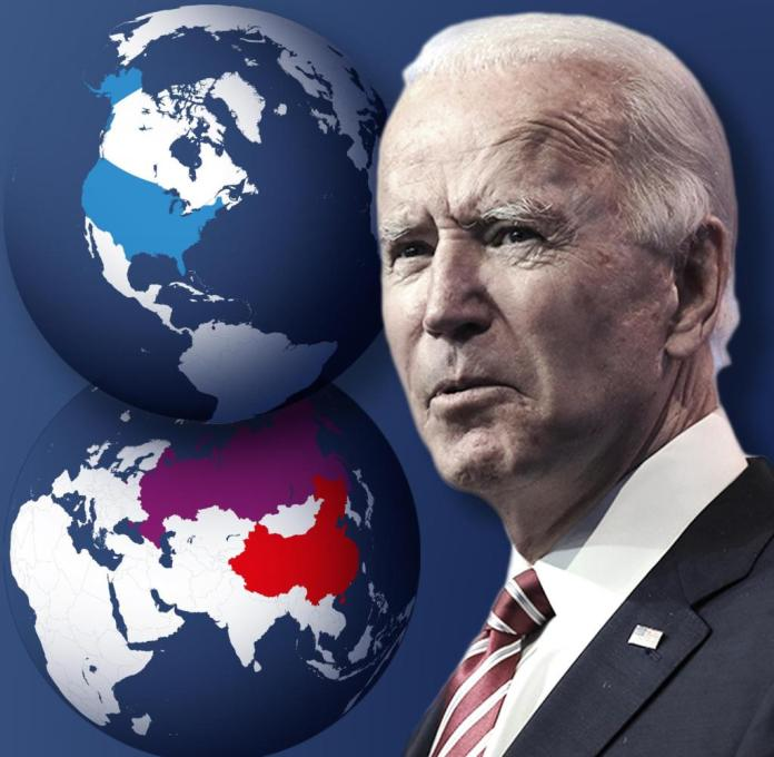World power USA: The new President Joe Biden has to forge clever alliances
