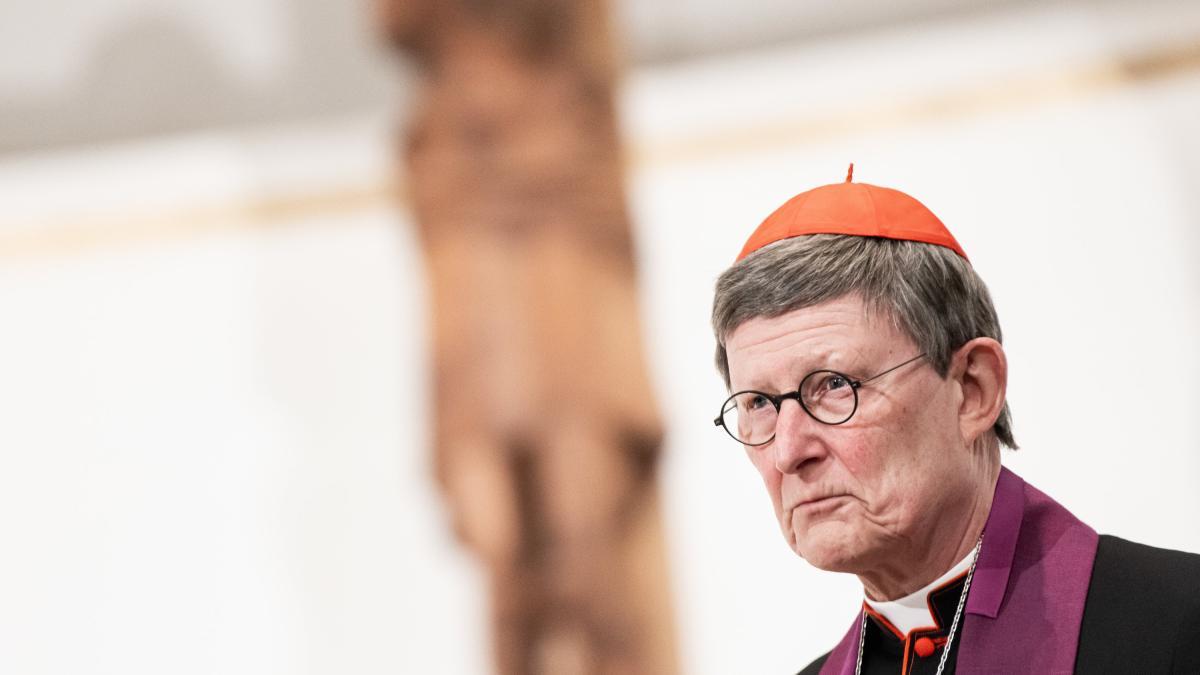 Geburtstag hat der kölner erzbischof rainer maria woelki mit dem wdr über. Woelki I M Sure I Also Blamed Myself Here Teller Report