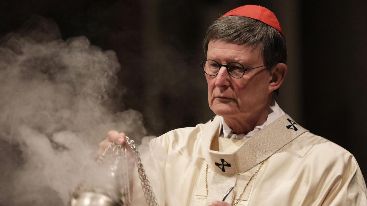 Der kölner kardinal rainer maria woelki bleibt wohl im amt. Woelki Advocates A Ban On Blessings For Homosexual Couples Teller Report
