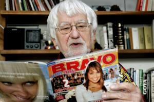 """Dr. Martin Goldstein beriet 15 Jahre lang Deutschlands größte Jugendzeitschrift """"Bravo"""" in Fragen zu Liebe, Sex und Zärtlichkeit"""