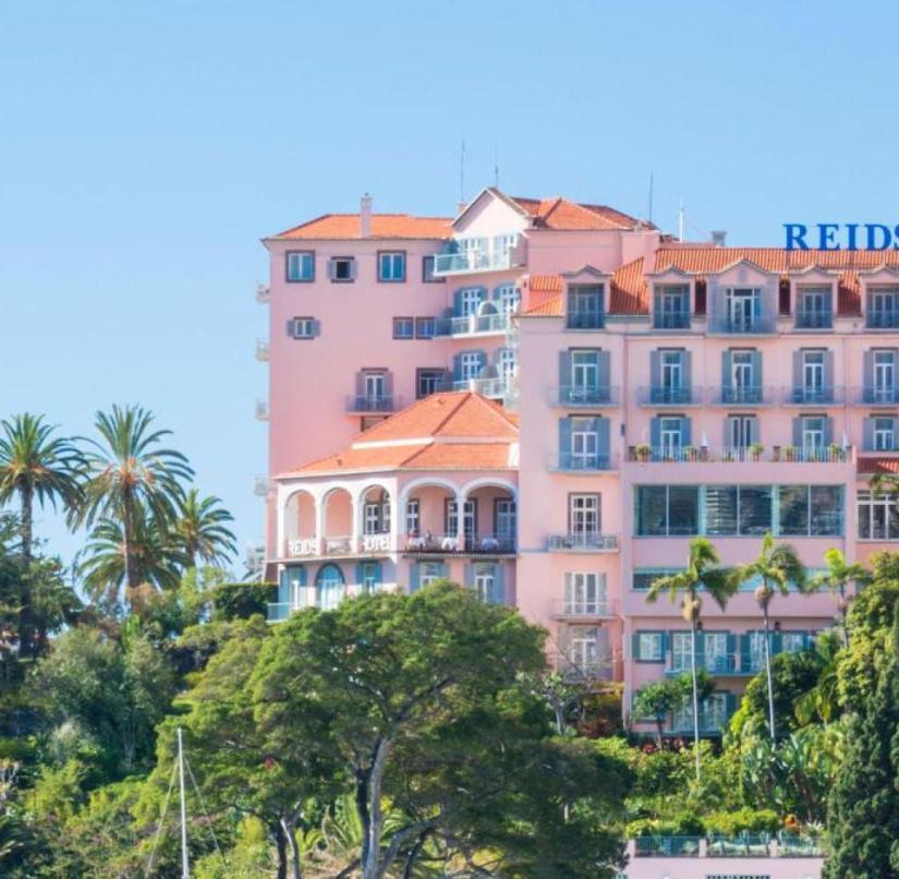 Madeira: The luxury hotel