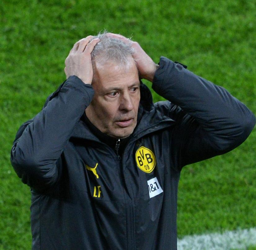 Lucien Favre was sacked after the 1: 5 against VfB Stuttgart at BVB.  The coach had previously lost the team, they were no longer behind the Swiss