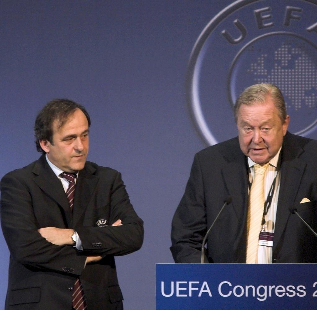 CROATIA UEFA CONGRESS