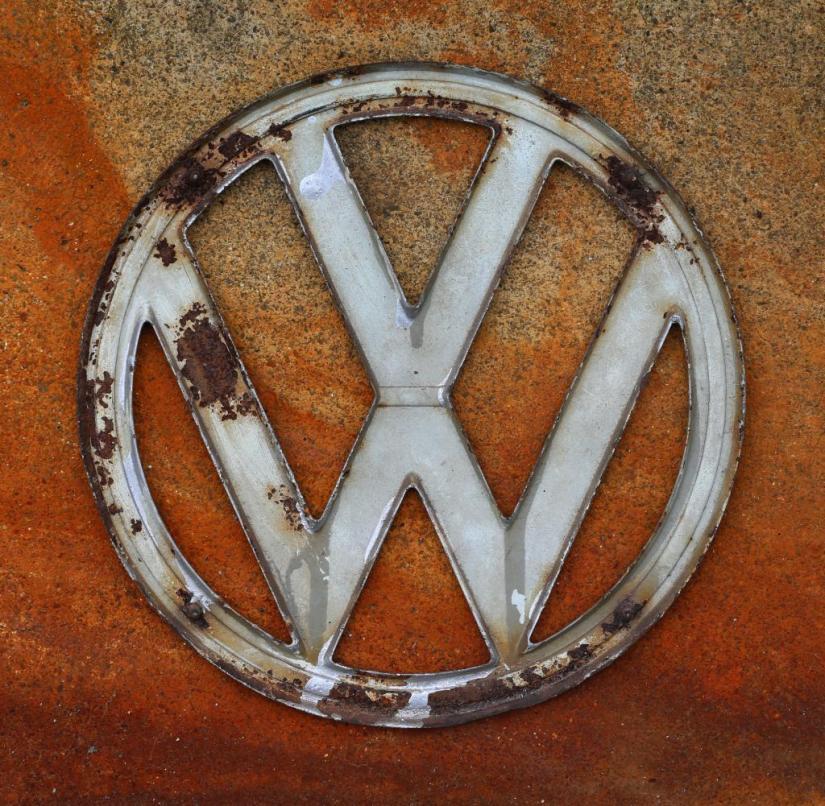 Old VW logo