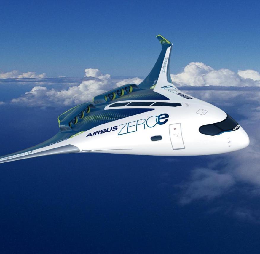 Hydrogen aircraft