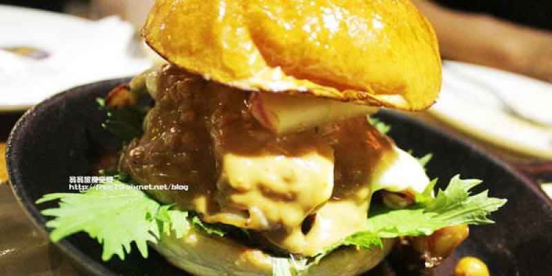 台北車站美食墨西哥風味新美式文化的逆襲,口感十足的漢堡衝擊你的味蕾//Oldies Burger 新美式文化料理//京站美食