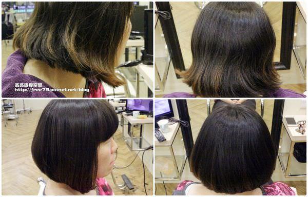 公館護髮推薦|公館視覺髮型 如果有人跟我一樣在意護髮產品也重視按摩技法,很適合這裡唷!