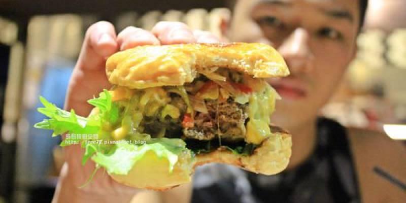 台北車站美墨漢堡推薦 Oldies Burger 新美式文化料理 當料理藝術配上巴西女孩的濃湯情懷