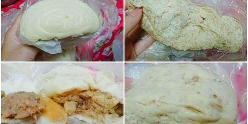 三重饅頭推薦|三重國小捷運站 御源包子饅頭專賣店 鬆軟帶點Q彈的包子饅頭,真材實料唷!