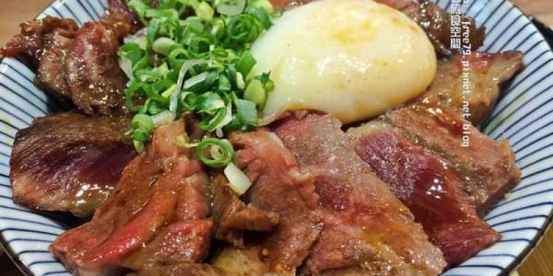 蘆洲美食推薦安格斯黑牛厚切鹽烤的好滋味!以價位來說真的不錯餒!