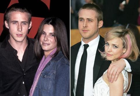 Ryan Gosling Exes Sandra Bullock Rachel Were The Best