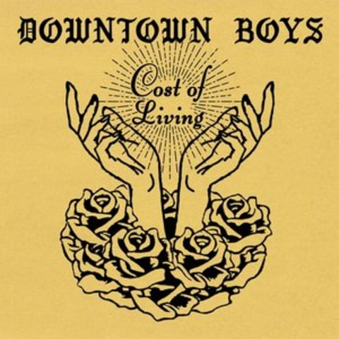 Review: Downtown Boys Up the Guitars and Righteous Rage on 'Cost of Living'