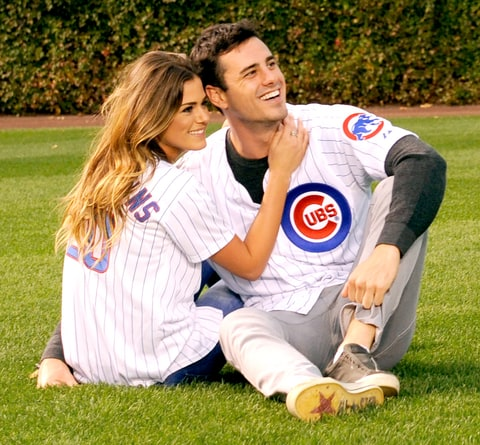Jojo and Ben Higgins