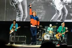 Rolling Stones perform Desert Trip