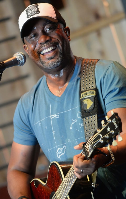 Darius Rucker On Defining Country And Living Southern