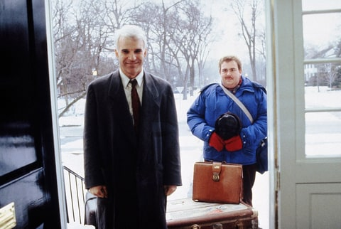 planes trains and automobiles, best thanksgiving movies, steve martin, best steve martin movies, john candy, john hughes, best john hughes movies, in search of john hughes book, best movie comedies, planes trains and automobiles quotes
