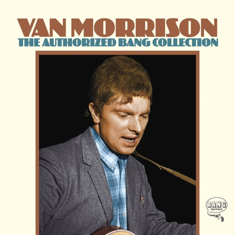 Van Morrison Bang Cover